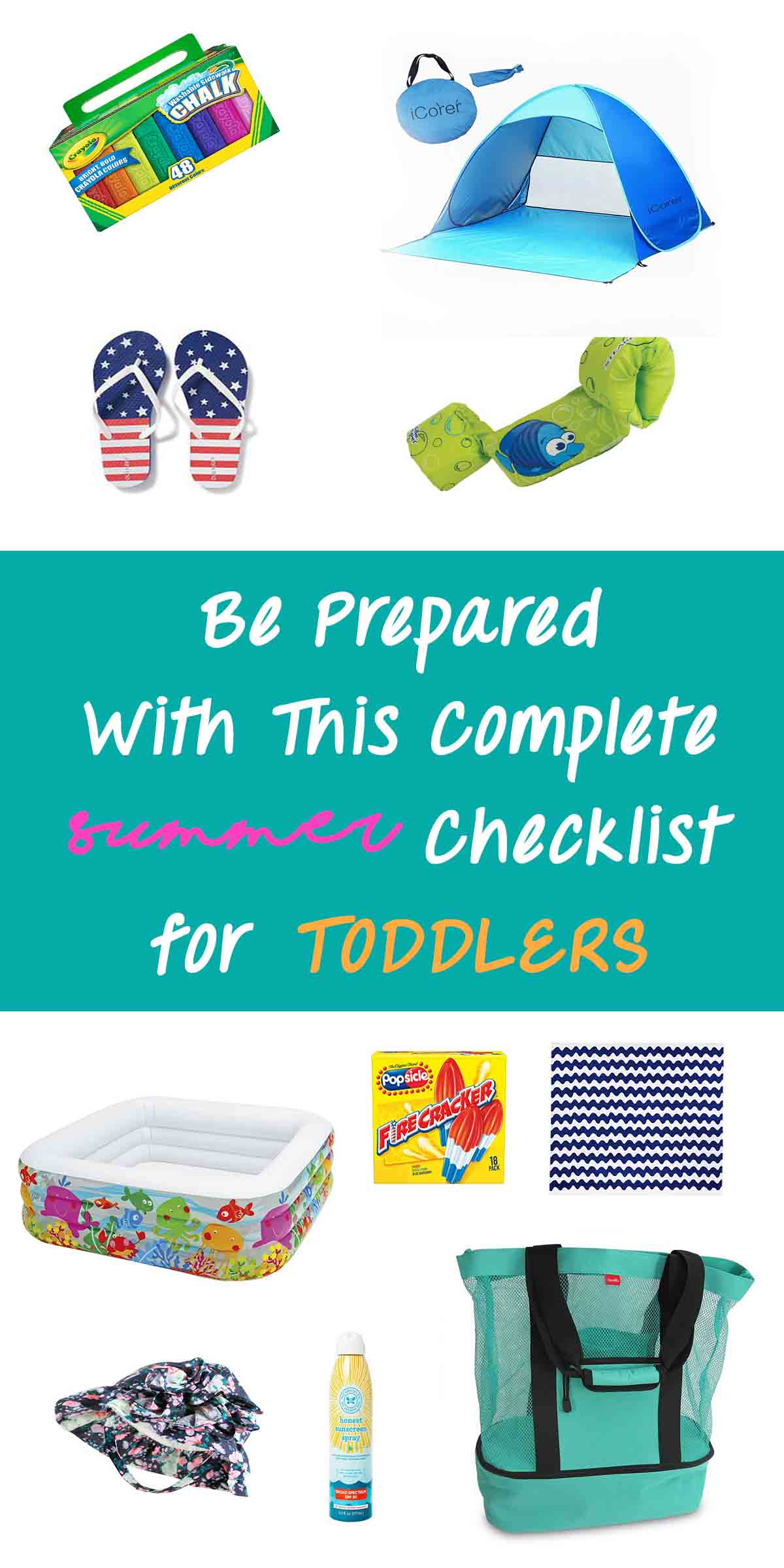 toddler bucket list