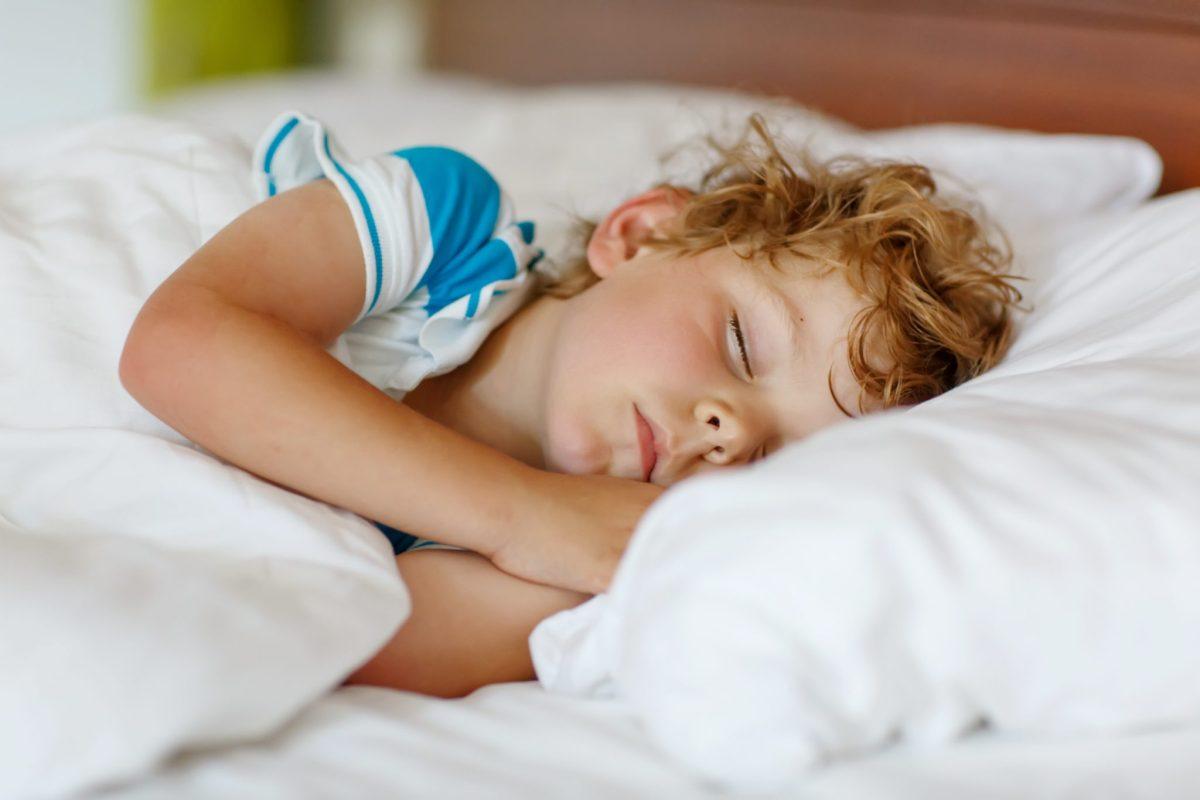 toddler to sleep
