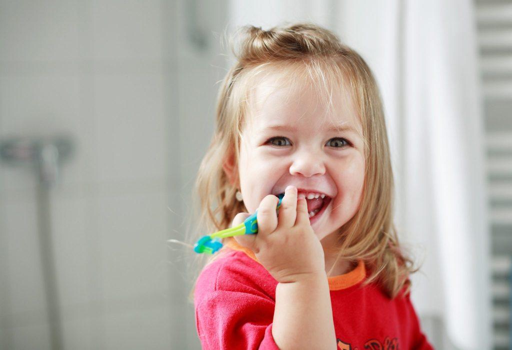 brushing teeth tooth decay