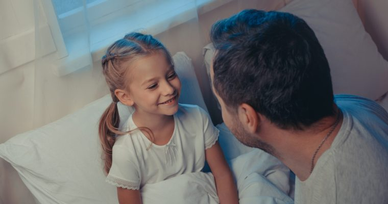 The Bedtime Routine That Will Make Your Family Stronger