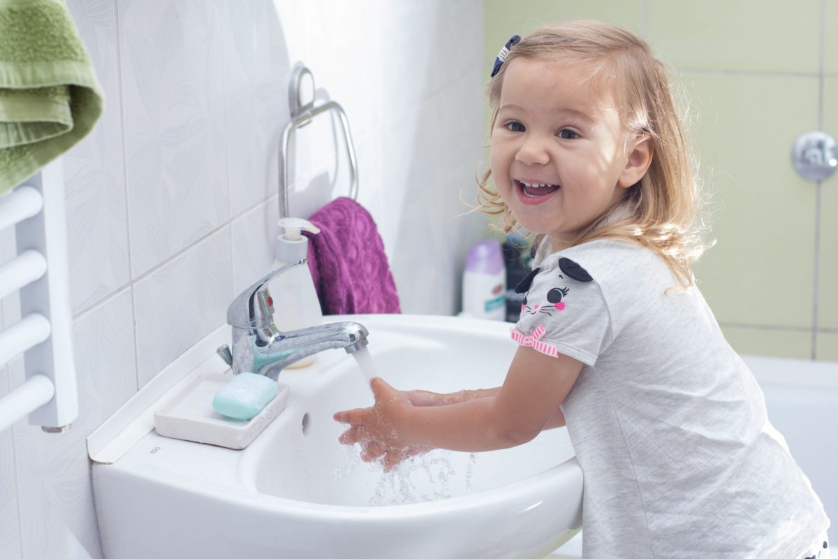 The Best Ways to Teach Hand Washing for Kids