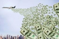 NIGERIA follows GHANA in sending plane of cash to BRAZIL?!?