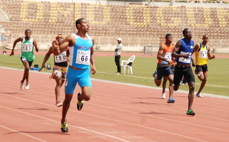 Image result for Athletes converge on Lagos for Top Sprinter Athletics Championship