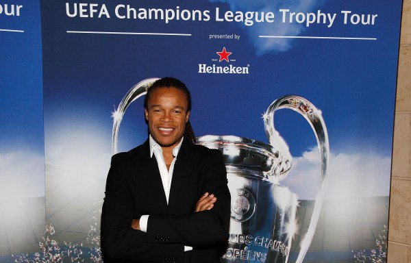 Former Dutch football star, Edgar Davids willalso serve asa panellist at the conference. (Photo Credit: Getty Images)