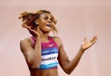 Shanghai Diamond League 2014
