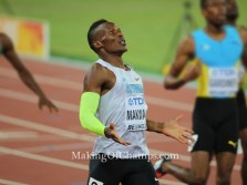 Isaac Makwala smashes 30-year old MR, wins 200m/400m double in Madrid