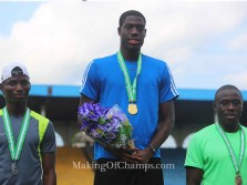 Official list of Qualified Athletes for the 2016 National Trials in Sapele