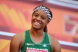 Lindsay Lindley & Paul Dedewo hit World Championships qualifying marks