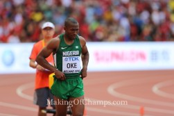IAAF clear Tosin Oke as Okagbare jets in for London World Championships