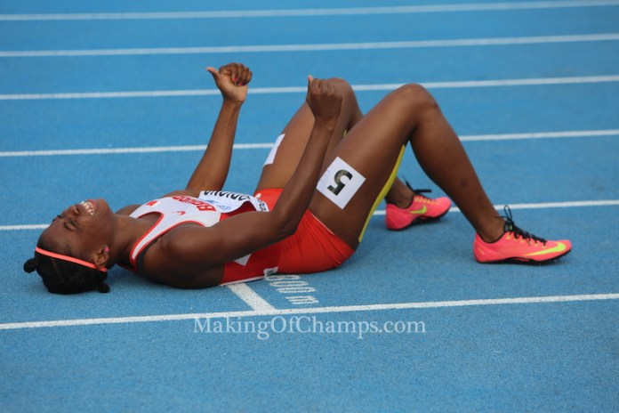 Photo Credit: Making of Champions / PaV Media Ltd
