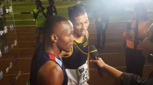 Simbine beats Van Niekerk to win South African 100m title