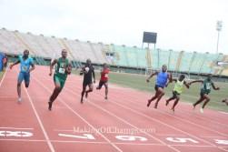 Jakpa & Ogundiran race to 100m titles at 2nd Nkem Ezealah Memorial Meet