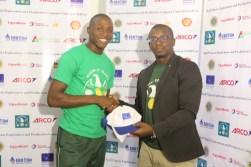 Niger Delta E & P awards 3-year Student-Athlete Scholarship to MoC's Ese Oguma