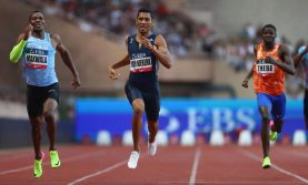 Can Africa get a 1-2-3 in the men's 400m in London?