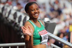 Team Nigeria Day 8 Review at the London 2017 World Championships