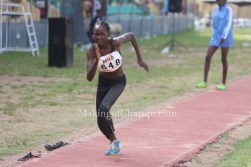 Official Results of Athletics Day 4 at National Youth Games