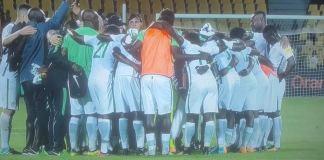 Cameroon 1-1 Nigeria