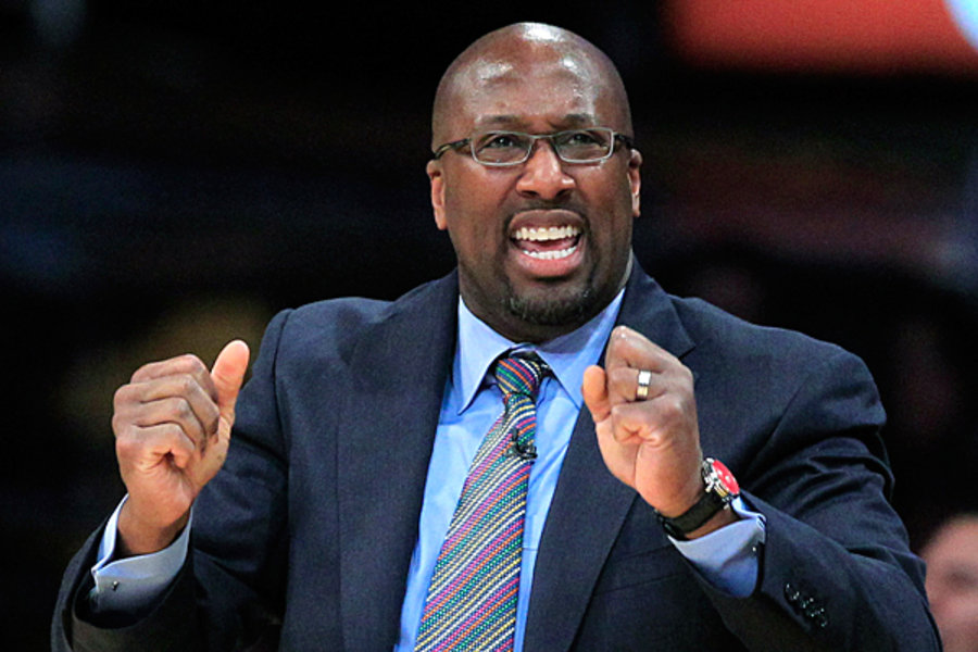 Mike Brown named D'Tigers coach | MAKING OF CHAMPIONS
