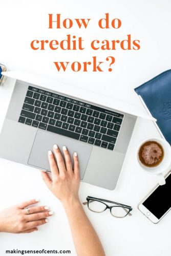 How Do Credit Cards Work? I Answer The Most Important Questions #howdocreditcardswork