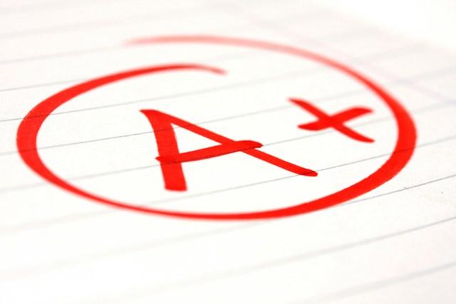 Rewarding Kids for Good Grades (Minus the Big Bucks)