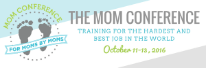 Save the Date: FREE Online Mom Conference