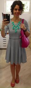 another striped dress