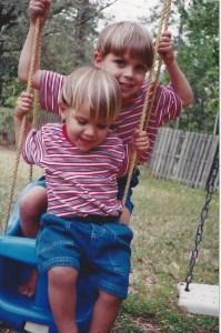 Thomas and Timothy