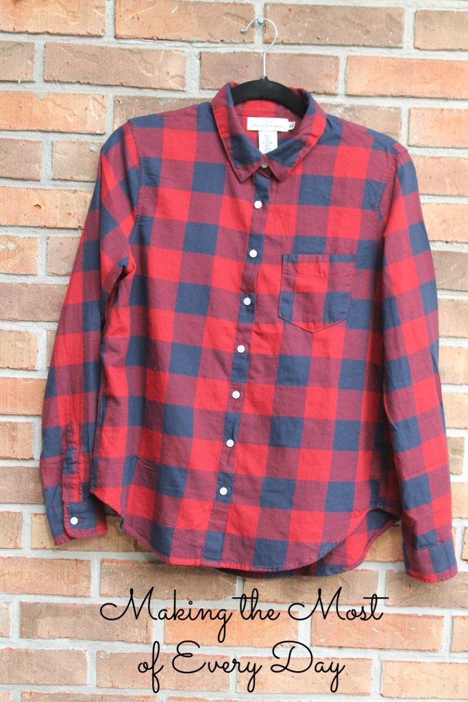 buffalo checked shirt