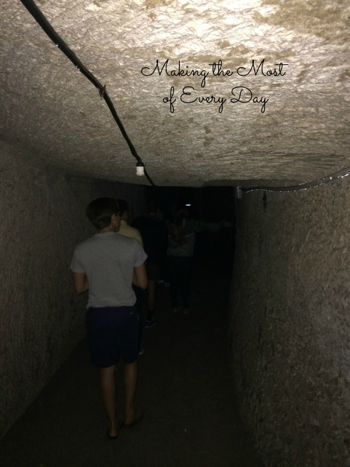 Timothy underground