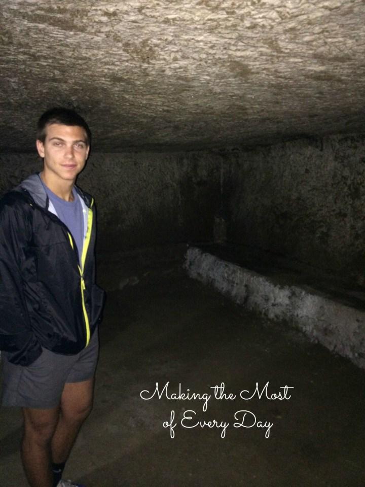 Tommy underground