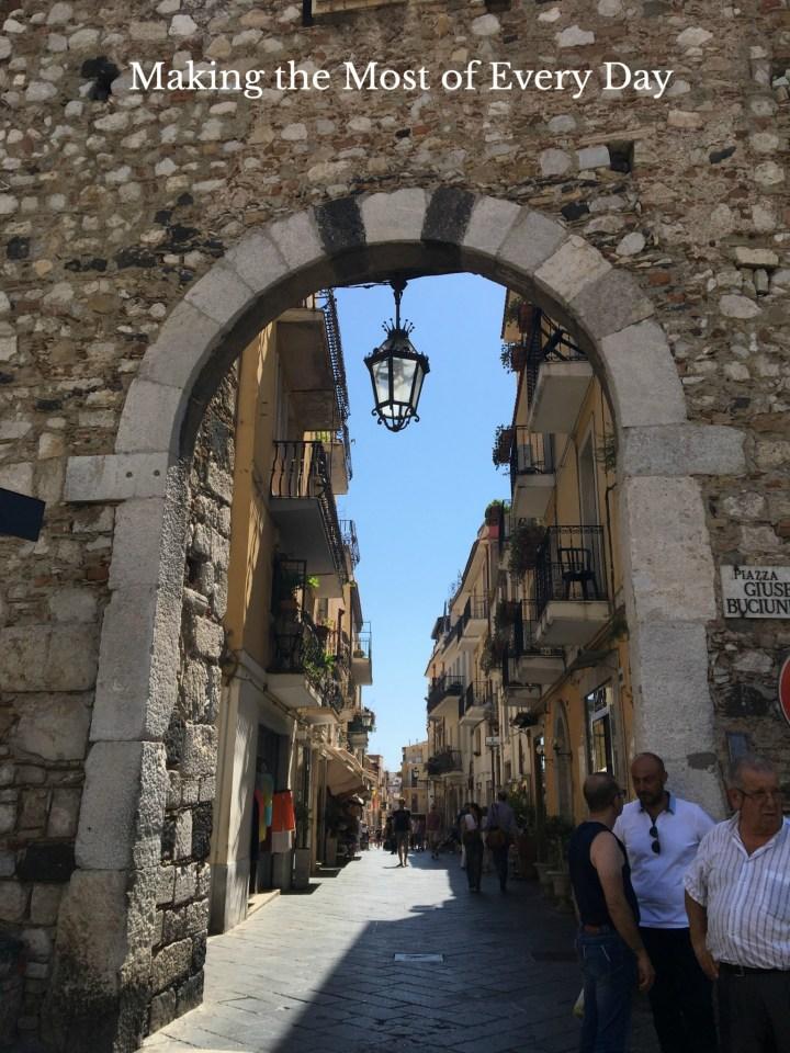 Reason #1 to visit Sicily: Taormina!