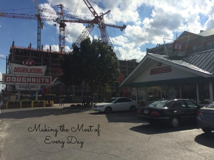 Krispy Kreme in Gainesville