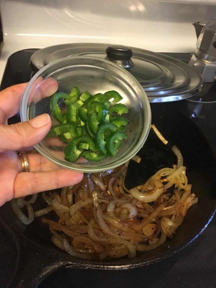 Sausage bowl