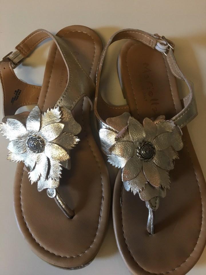 updated sandals