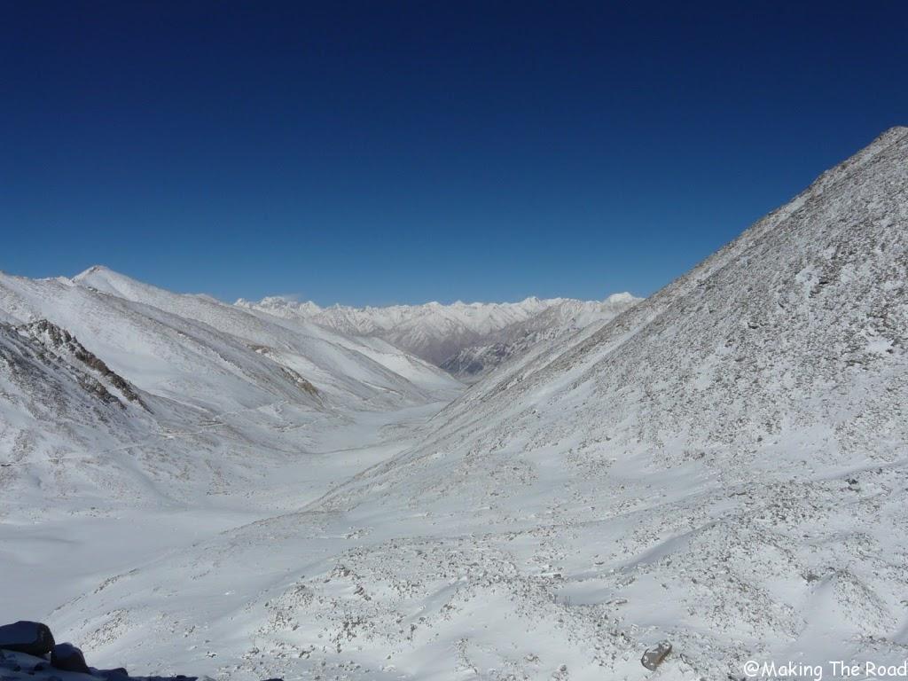 treck de sham inde ladakh trek facile