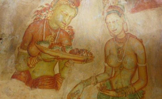 Sri Lanka Sigirîya citadelle top a voir