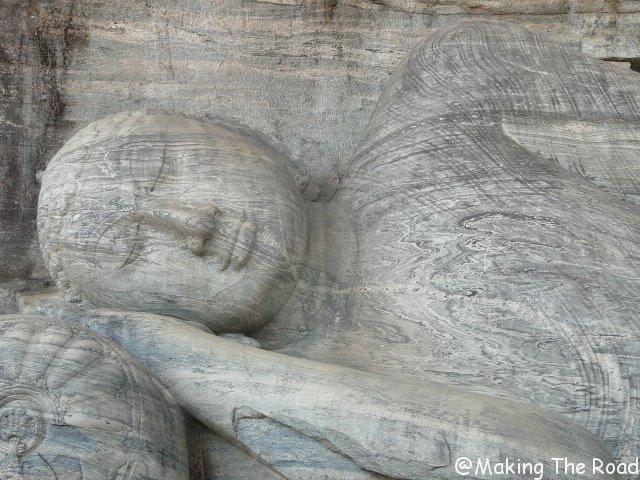 visiter polonnaruwa ou anuradhapura
