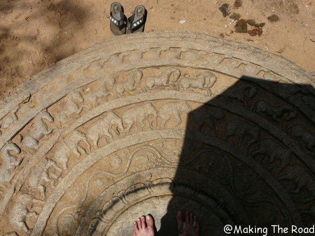 quoi faire polonnaruwa photos