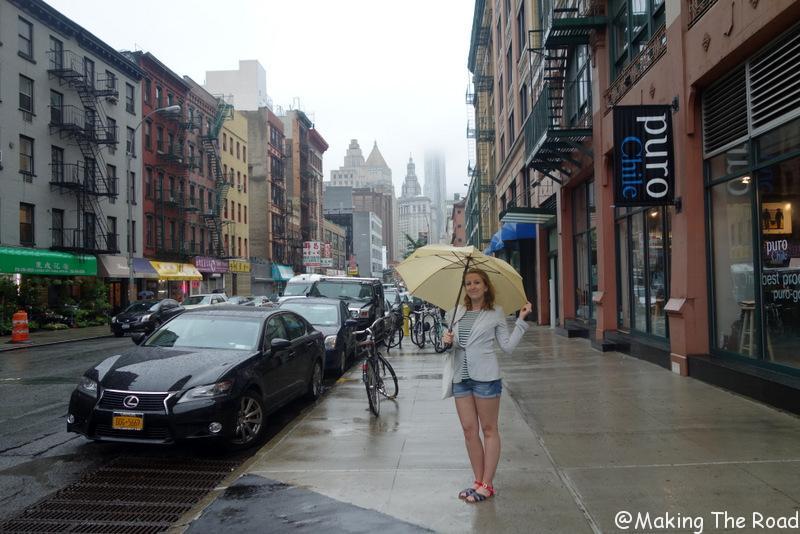 visiter les différents quartiers de new york