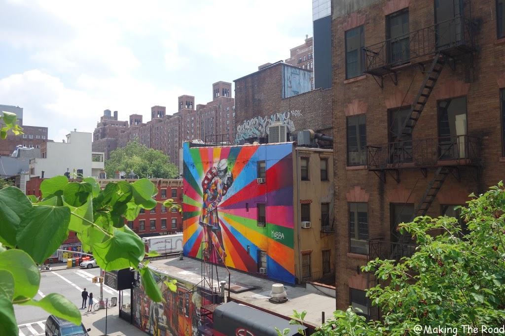 parc high line new york