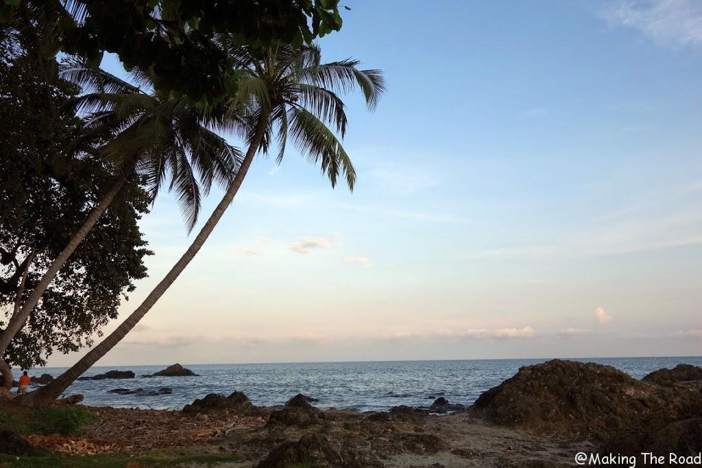 road trip 4 semaines Costa Rica blog plage montezuma visiter peninsule de nicoya