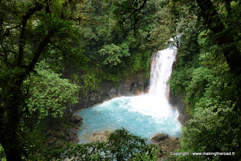 randonnée parc national volcan tenorio blog voyage