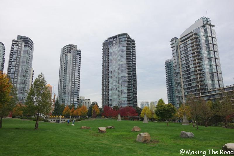 road trip ouest canada 3 semaines visiter vancouver