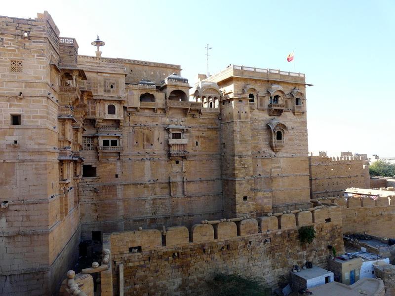 itineraire inde 3 semaines rajasthan visiter jaisalmer blog voyage