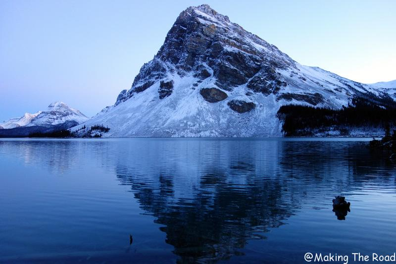 itineraire road trip canada ouest 4 semaines blog voyage randonnée lac bow