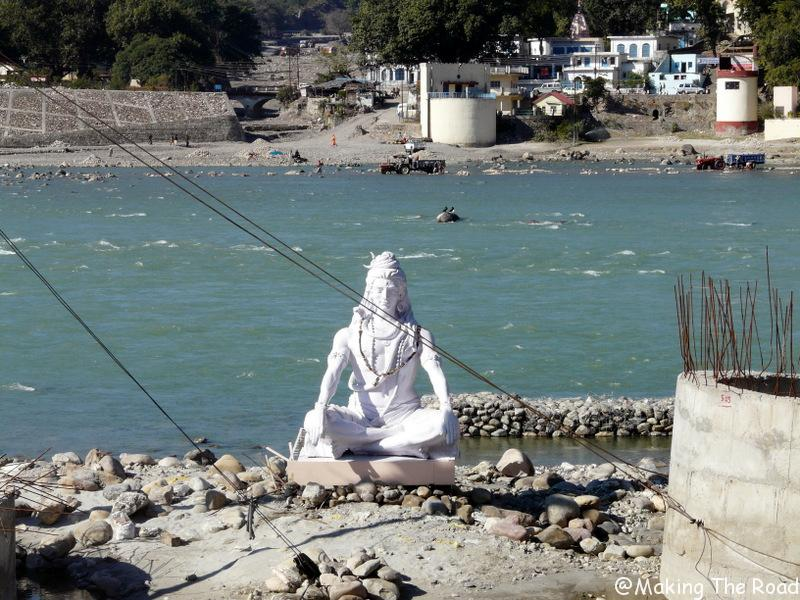 3 semaines itineraire inde rishikesh que voir