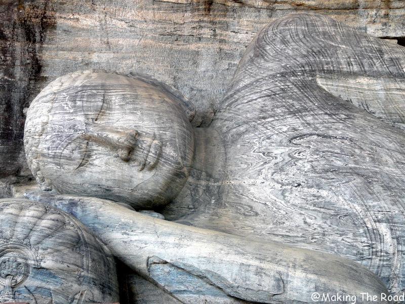 visiter Polonnaruwa ou anuradhapura voyage sri lanka bouddha