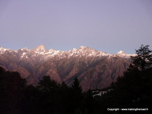 visiter auli voyage Uttarakhand inde blog voyage himalaya
