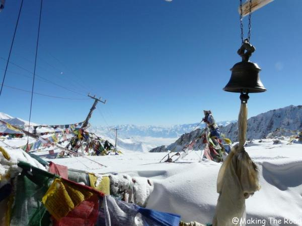 itineraire inde du nord 3 semaines visite rajasthan ladakh excursion kardung lah