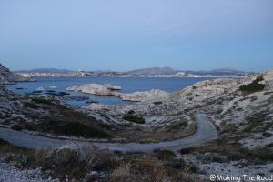 Ile du frioul - top plage Marseille tranquille acces ferry snorkelling